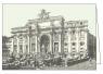 Karnet z kopertą ITW 002 Roma Fontana di Trevi