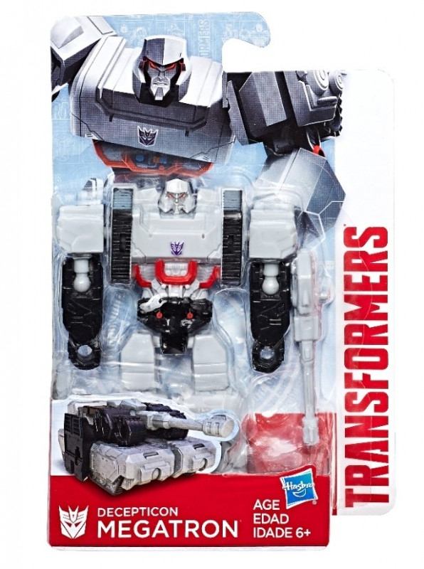 Figurka Transformers Authentics Bravo Megatron (E0618/E1165)