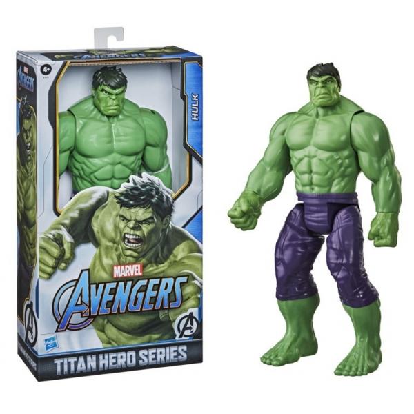 Figurka Avengers Tytan Hero Delux Hulk (E7475)