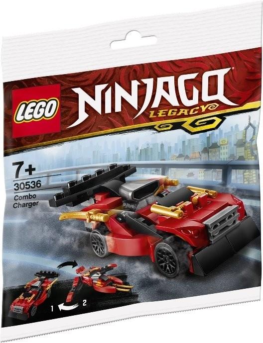 Klocki Ninjago Pojazd bojowy 2 w 1 (30536)