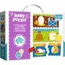Puzzle Baby Classic: Sorter kształtów (36078)Wiek: 1+