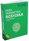 Duża gramatyka rosyjska z ćwiczeniami praca zbiorowa