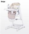 Krzesełko do karmienia i huśtawka Indigo Beige (TERO-760)