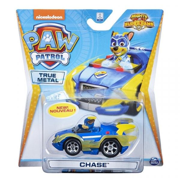 Pojazd Die Cast Chase Mighty Psi Patrol (6054830/20127206)