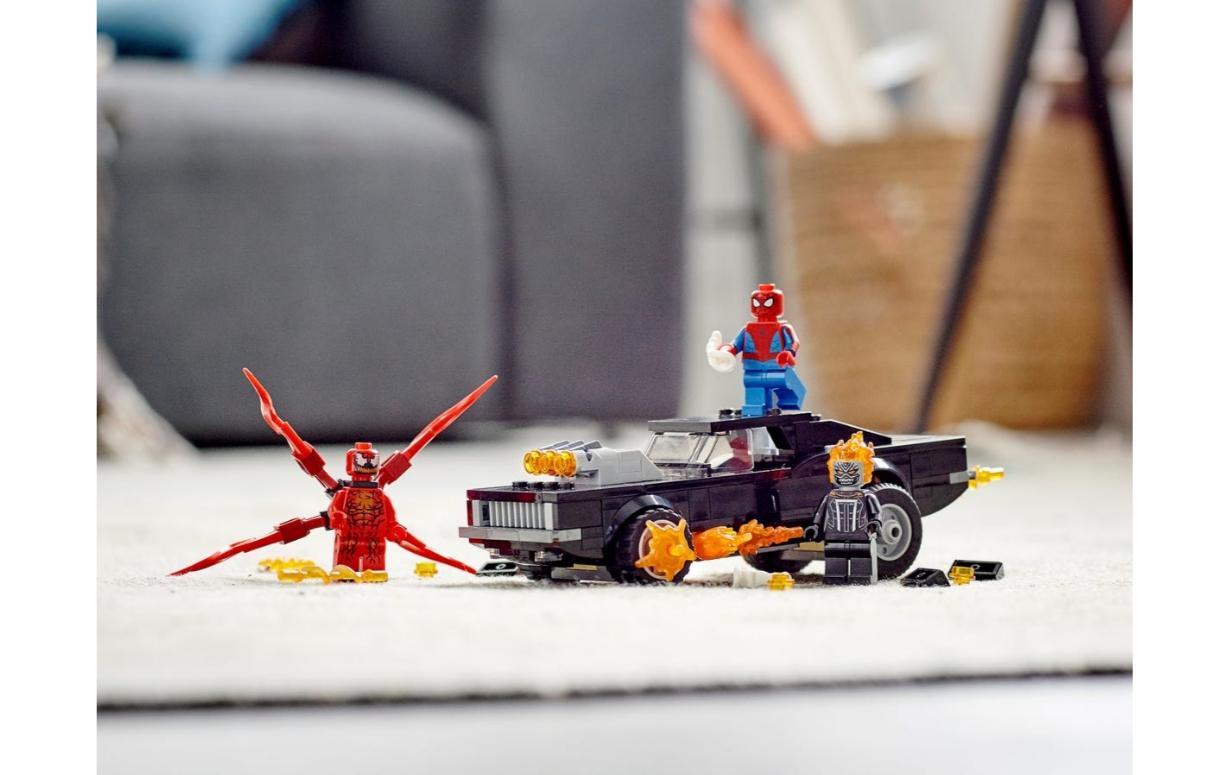 Lego Marvel Spider-Man: Spider-Man i Upiorny Jeździec kontra Carnage (76173)