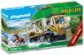 Playmobil Wild Life: Pojazd na wyprawy badawcze (70278)