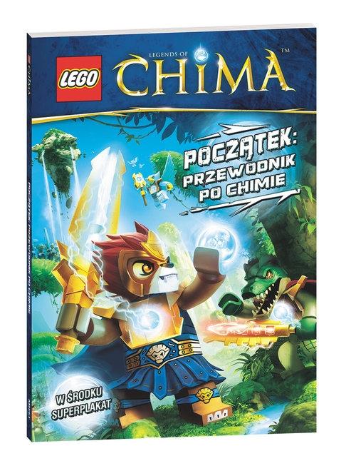 LEGO Legends of Chima Początek: Przewodnik po Chimie
