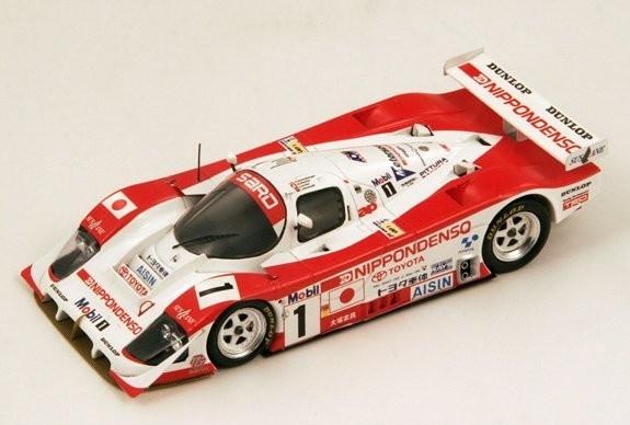 Toyota 94CV #1 Mauro Martini
