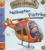 Helikopter Piotrka Mały chłopiec