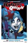 Harley Quinn Umrzeć ze śmiechem, T.1