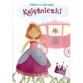 Zabawa w ubieranki - Księżniczki