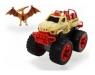 Dino jeep światło dźwięk