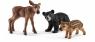 Młode zwierząt leśnych - 41457