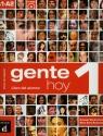Gente Hoy 1 Podręcznik z płytą CD Peris Ernesto Martin, Baulenas Neus Sans