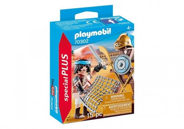 Figurki Special Plus 70302 Gladiator z bronią (70302)