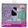 Barbie ubranka z akcesoriami 2 pak 14