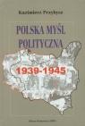 Polska myśl polityczna 1939-1945