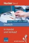 Deutsch in Handel und Verkauf A2 - B2 HUEBER praca zbiorowa