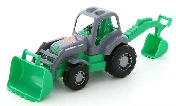 Osiłek traktor koparka (różne modele)