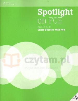 Spotlight on FCE Exambooster z 3CD +Key Jon Naunton, John Hughes, Alastair Lane