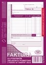 Faktura VAT A5 dla podatników zwolnionych (202-3E)