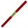 Bibuła dekoracyjna marszczona (krepina) - czerwona (158952)