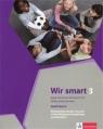 Wir smart 3 Smartbuch Język niemiecki. Rozszerzony zeszyt ćwiczeń. Klasa 6 szkoły podstawowej.