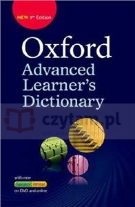 Oxford Advanced Learner's Dictionary 9E with DVD-ROM and Online Access Code HB