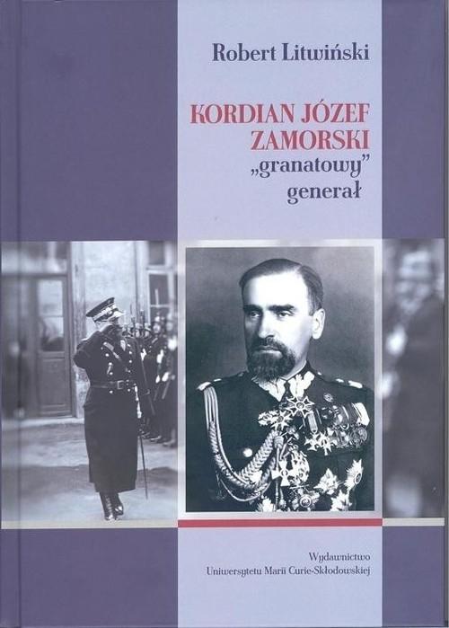 Kordian Józef Zamorski granatowy generał Litwiński Robert