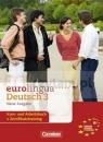Eurolingua Deutsch Neu 3 KB/AB K. Eisold, S. Hausner, F. Jin, U. Koithan, D.