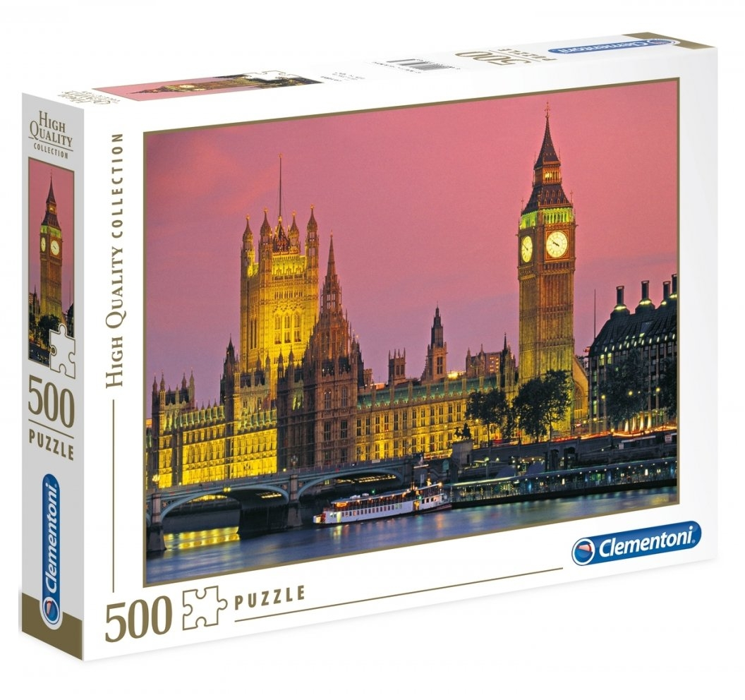 Puzzle High Quality Collection 500: London (30378)