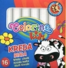 Kreda biała Colorino Kids 16 sztuk