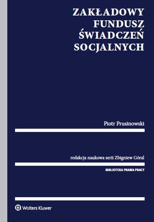 Zakładowy Fundusz Świadczeń Socjalnych Prusinowski Piotr