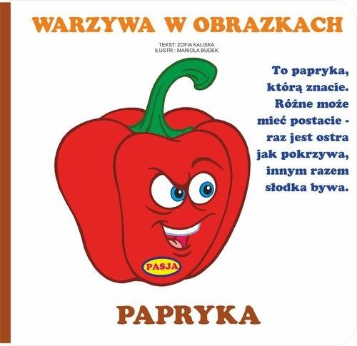 Warzywa w obrazkach Kaliska Zofia