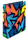 Segregator A4/8cm maX.file - Neon Art