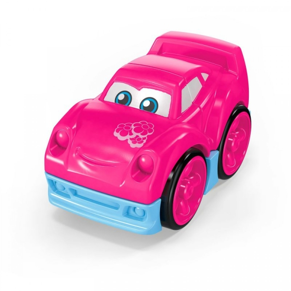 Pojazd Wyścigówki malucha - Różowa Wyścigówka (FLT32/GCX01)