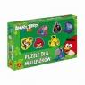 Puzzle dla maluszków Angry Birds