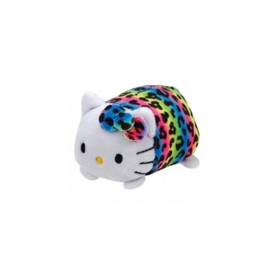 Maskotka Teeny Tys Hello Kitty Kolorowa (42178)
