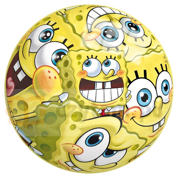 JOHN Winylowa Piłka 130 mm Sponge Bob (130050178)