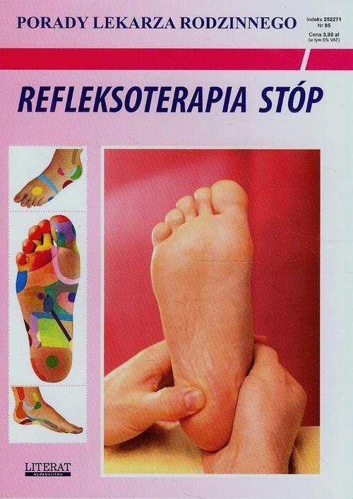 Refleksoterapia stóp Chojnowska Emilia, Malanowska-Mamrot Justyna, Jaskólski Karol