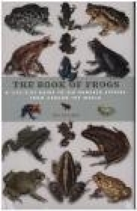 The Book of Frogs Tim Halliday