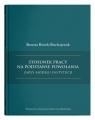 Stosunek pracy na podstawie powołania - zarys modelu instytucji Borek-Buchajczuk Renata