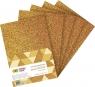 Arkusze piankowe Brokat Gold A4/5k (447483)