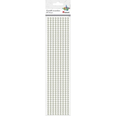 Perełki samoprzylepne 9x26cm (363610)