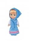 Masza Mini lalka niebieska (109301678)