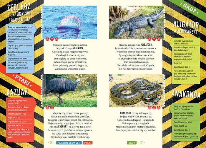 Najgroźniejsze zwierzęta świata Wiesław Błach