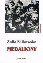Medaliony Nałkowska Zofia