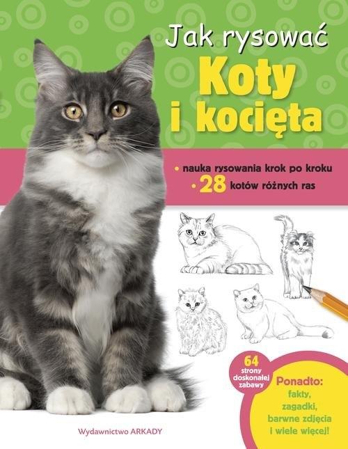 Jak rysować Koty i kocięta Cuddy Robbin