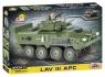 Mała Armia: LAV III APC Kanadyjski bojowy wóz piechoty (2609)
