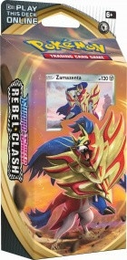 Karty Sword & Shield RC talia Zamzenta (6896B Zamzenta)